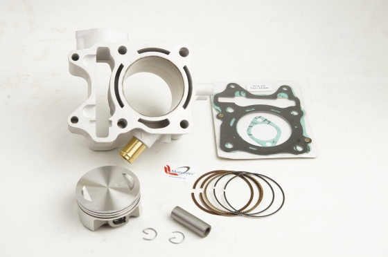 cylinder piston kit for Honda PCX125 PCX 125 61mm Nikasil cylinder 13mm pin  after 2012  JF47